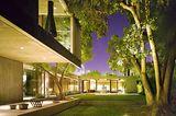 Villa aus vier Quadern