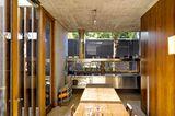 Brasilianisches Tropenholz in der Küche