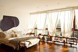 Natürlicher Stil im Schlafzimmer