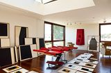Geräumiges Studio im Ateliergebäude
