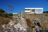 Architektur mit klaren Konturen