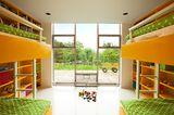Kinderzimmer im Erdgeschoss