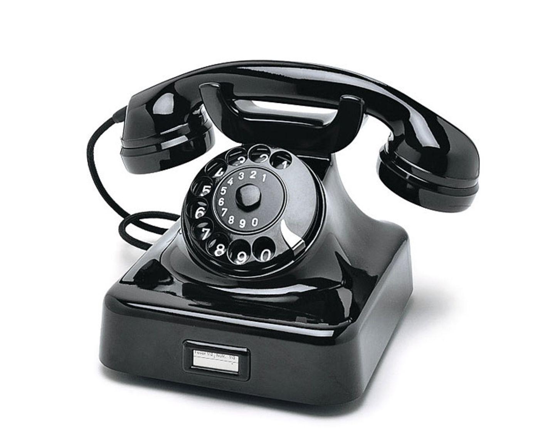 """Telefon """"W48"""" von Manufactum"""