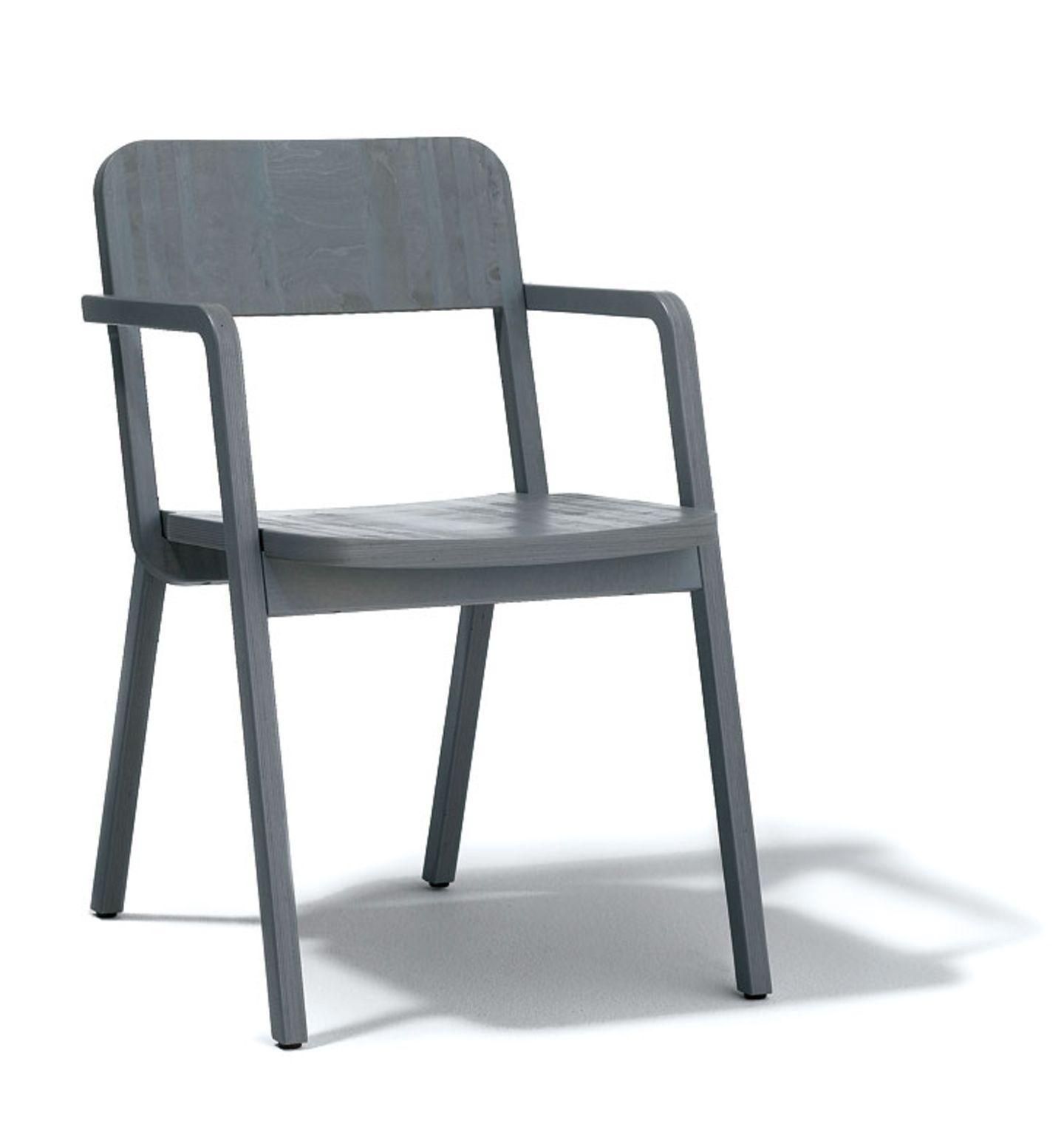 """Stuhl """"Prater Chair"""" von Richard Lampert"""