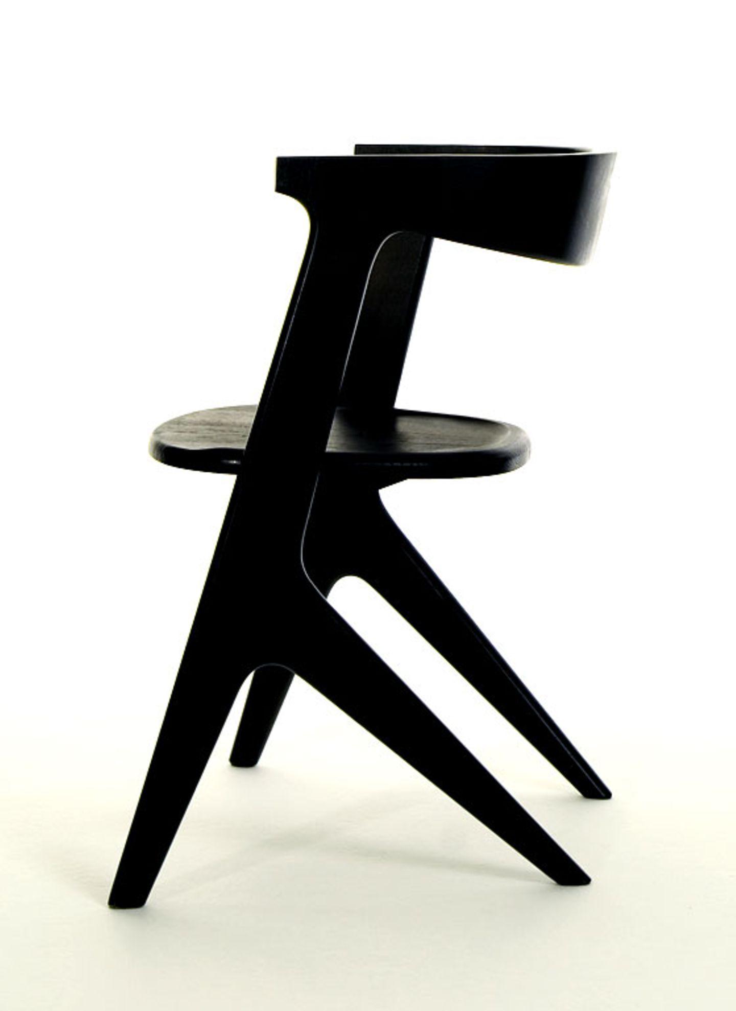 """Stapelstuhl """"Slab Chair"""" von Tom Dixon"""