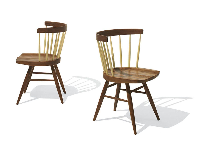 """Stuhl """"Straight Chair"""" von Knoll international über Markanto"""