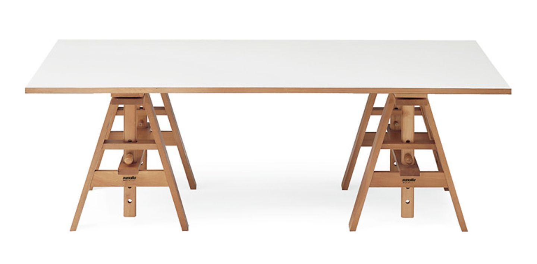 """Schreibtisch """"Leonardo"""" von Zanotta"""