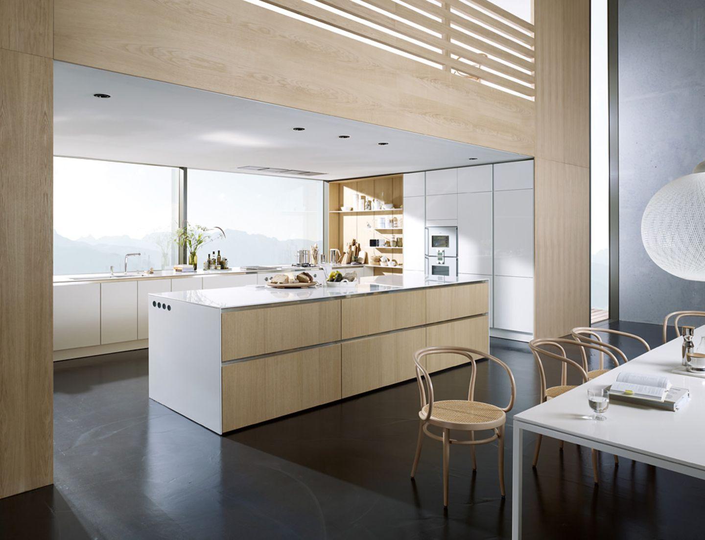 """Harmonie dank Holz: Küche """"S2"""" von SieMatic"""