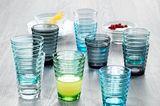 "Wellenform: Trinkglas ""Bölgeblick/Aino Aalto"""