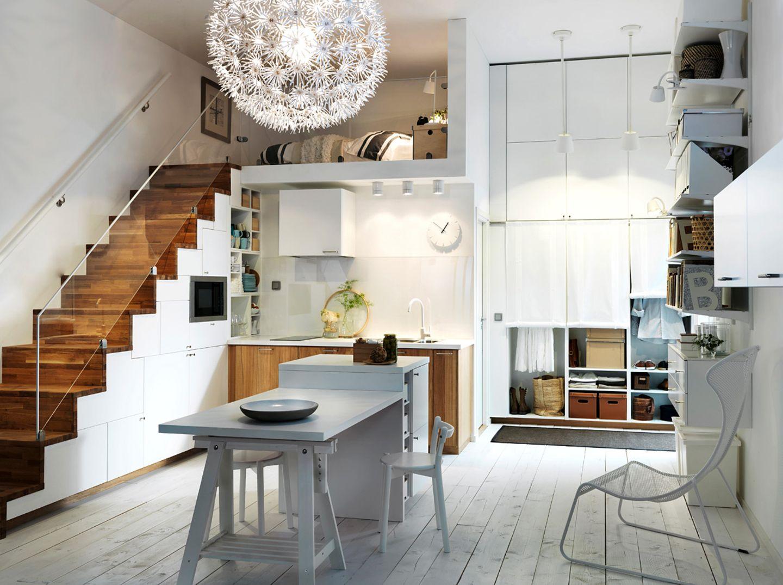 Mehr Stauraum für kleine Küchen