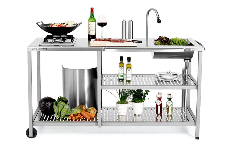 "Gartenküche ""Exclusive Cook"" von Outstanding - Bild 27"