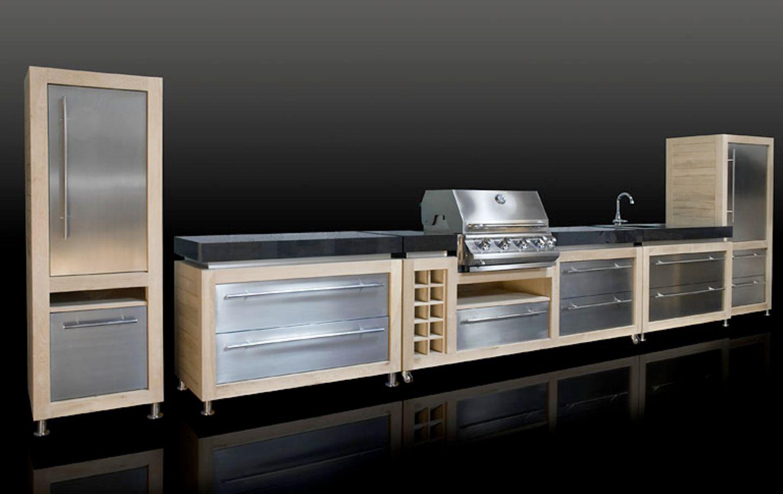 Volles Programm: Outdoor-Küchenmöbel von Luxius - Bild 28