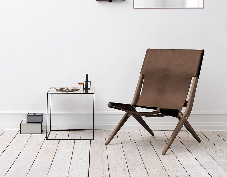 Saxe Chair von Mogens Lassen