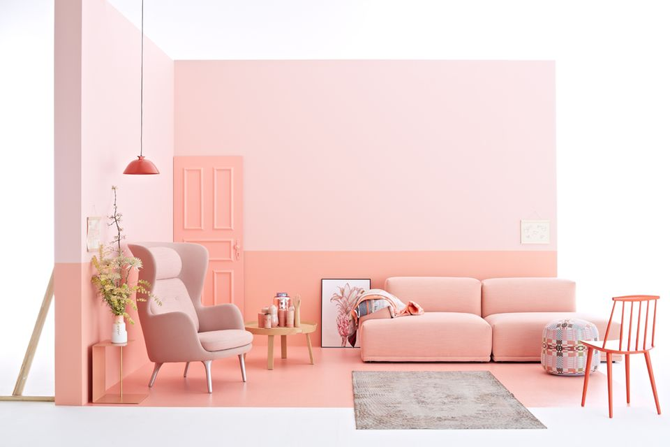 Farbtrend Pastell