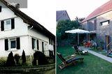 Vorher-Nachher: Material-Mix fürs Generationenhaus