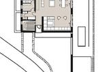 Wohnhaus; Architektenhaus; Südtirol; Bergmeister Wolf; Grundriss