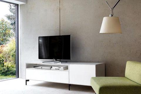 """TV-Möbelsystem """"Nex Pur Box"""" von Piure"""