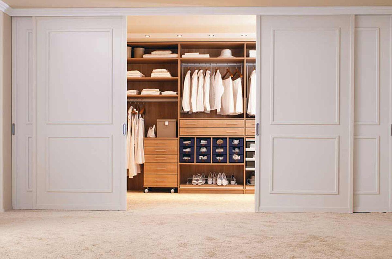 Begehbarer Kleiderschrank von Cabinet