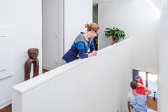 Haus des Jahres 2015: 2. Preis Haus Wagner - Treppe