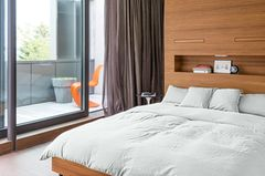 Haus des Jahres 2015: 2. Preis Haus Wagner - Schlafzimmer