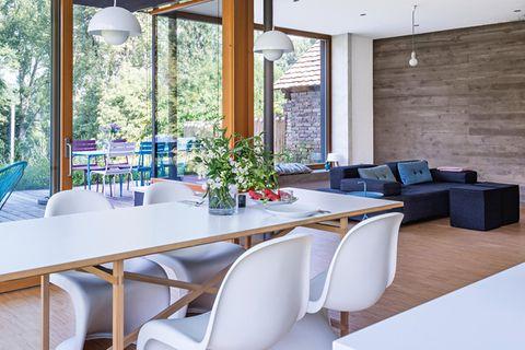 Haus des Jahres 2015: 3. Preis Haus Wagner - Wohnraum