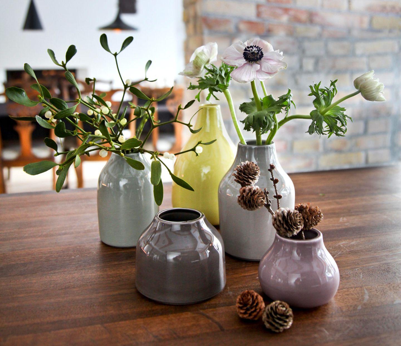 """Vasenset """"Botanica"""" von Kähler Design"""