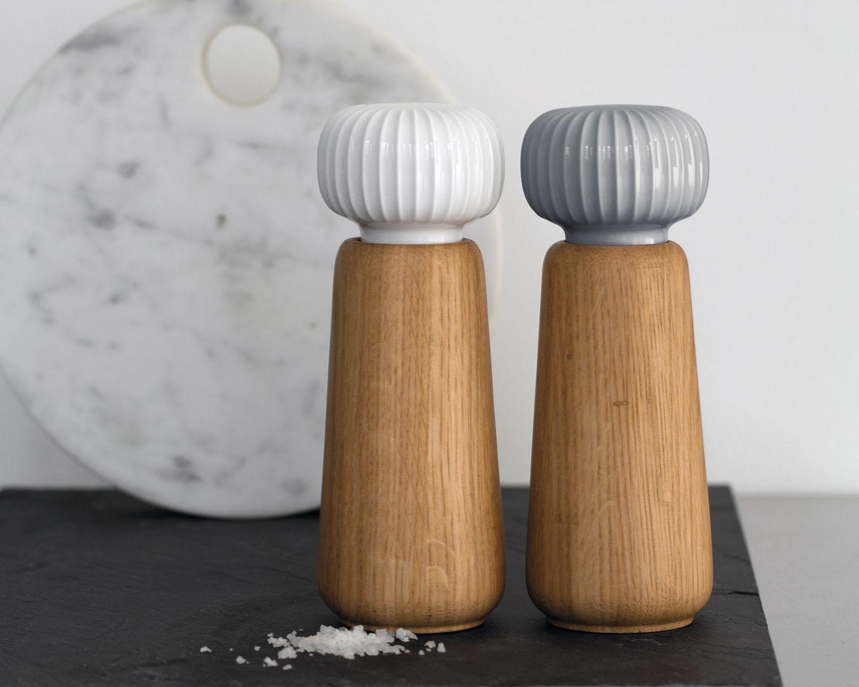 """Salz- und Pfeffermühle """"Hammershoi"""", Kähler Design"""