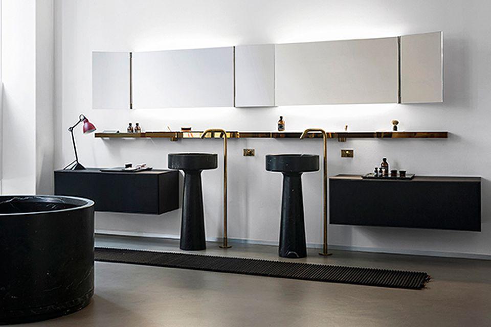 """Badezimmer-Kollektion """"Bjhon"""" von Agape"""