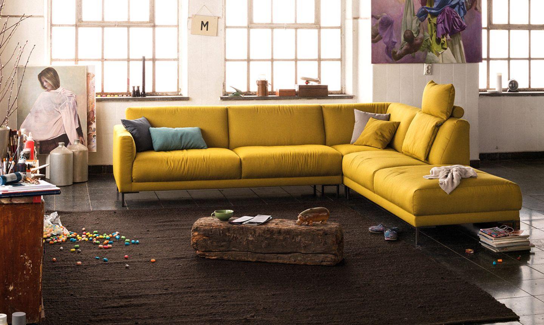 """Sofa """"Freistil 141"""" von Rolf Benz"""