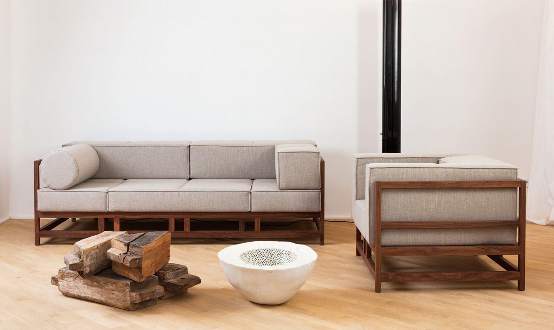 "Sofa ""Easy Pieces"" von Brühl"