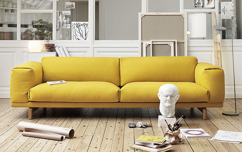 """Sofa """"Rest"""" von Muuto"""