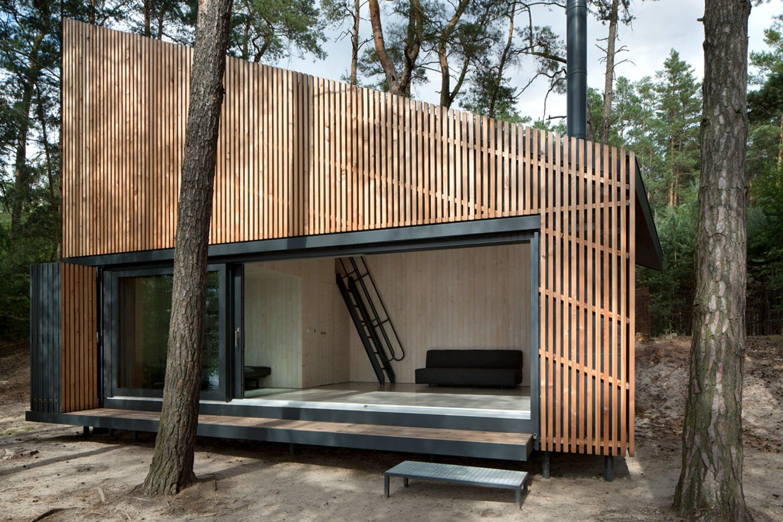 """HÄUSER-AWARD 2016: """"Lake Cabin"""" von Fam Architekti"""