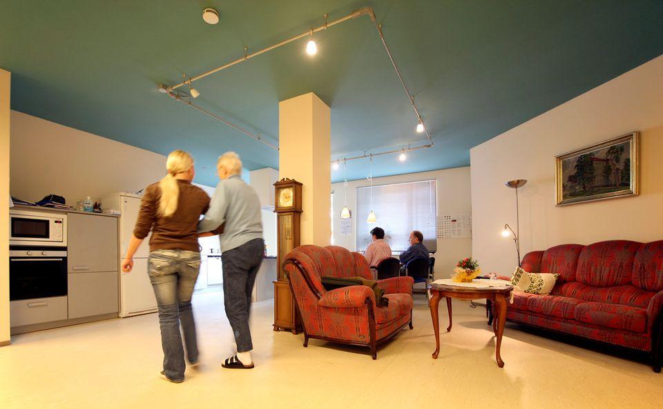 Smart Home für Demenzkranke