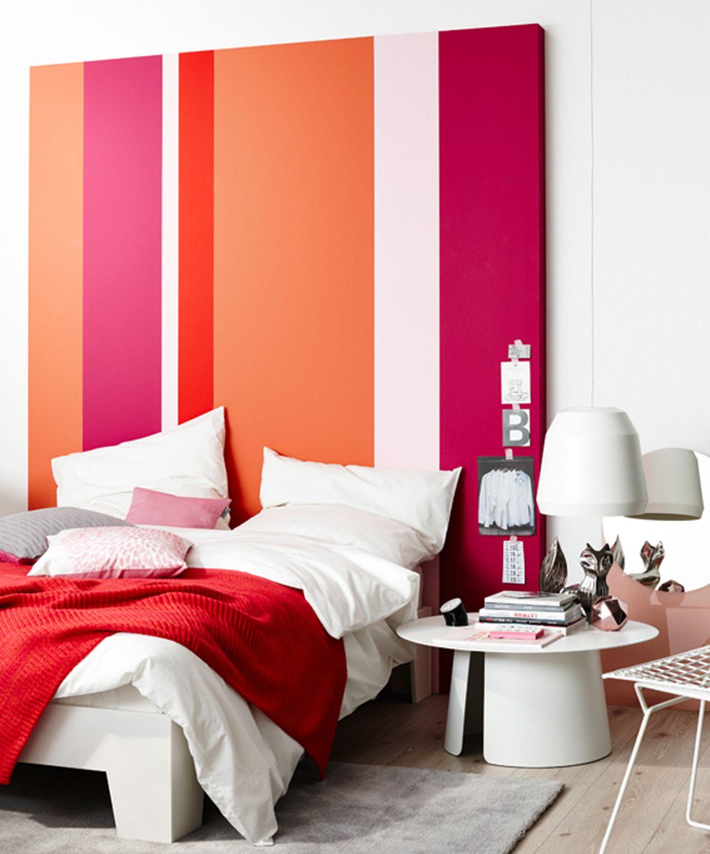 Wandfarben in Rot, Pink, Orange von SCHÖNER WOHNEN-Farbe