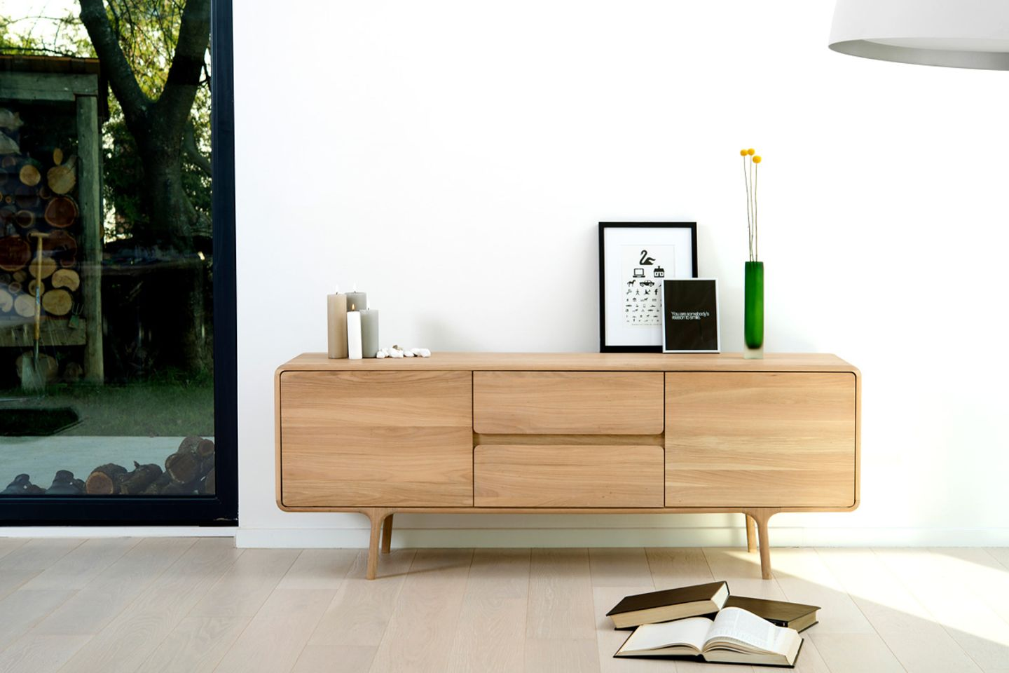 """Sideboard """"Fawn"""" von Fashion For Home"""