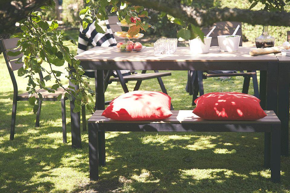 "Gartenbank ""Falster"" von Ikea"