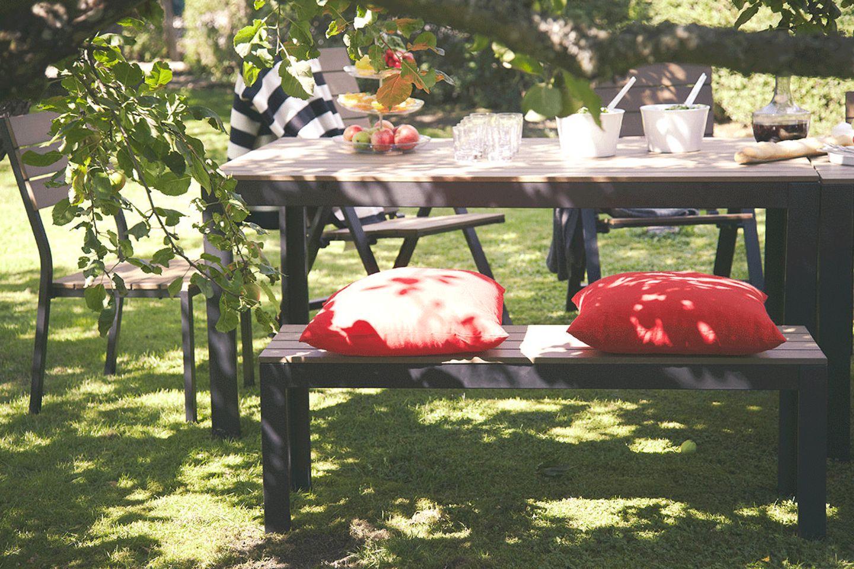 Gartenbank – von modern bis klassisch   [SCHÖNER WOHNEN]