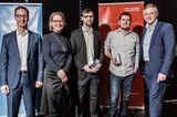 HÄUSER-AWARD 2016 - Preisverleihung