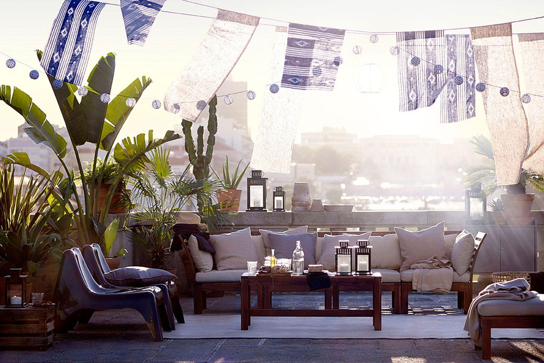 Garten & Terrasse Ikea für draußen 20   [SCHÖNER WOHNEN]