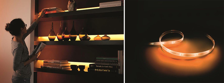 """LED-Strip von Philips """"Hue"""""""