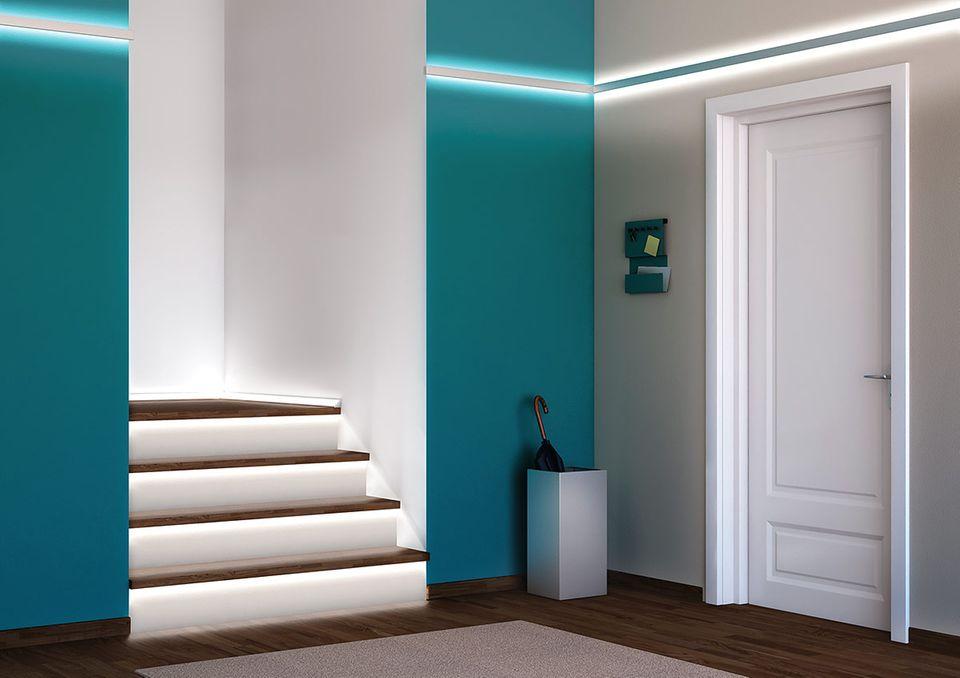 Lösungen für indirektes Licht von Paulmann