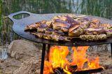 Grill- und Feuerschale von Petromax