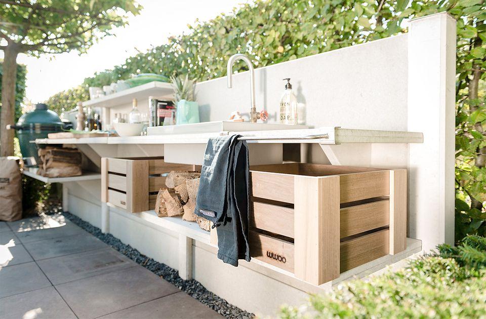 Outdoor-Küche von Wwoo