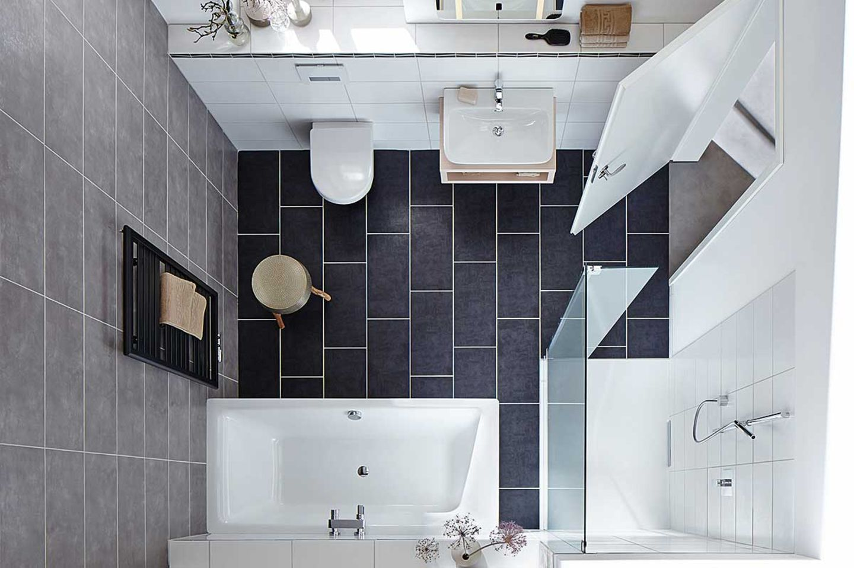 Badezimmer planen & gestalten – so geht's   [SCHÖNER WOHNEN]