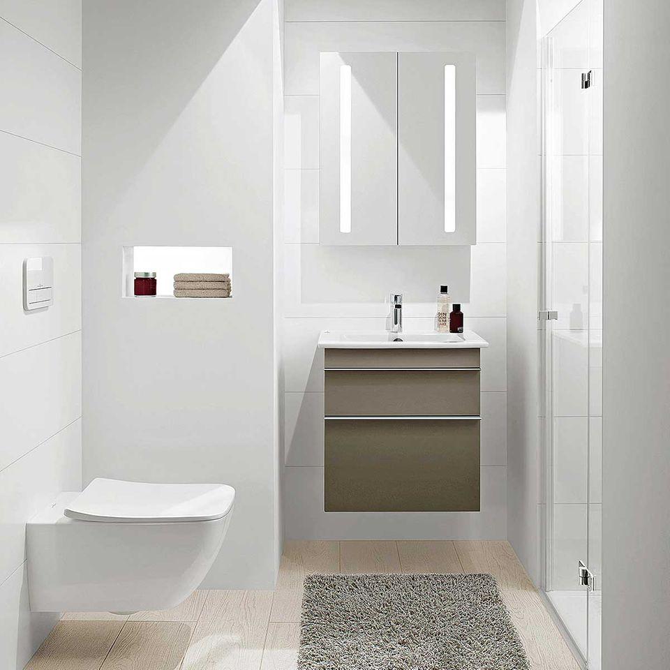 Badezimmer von Villeroy & Boch