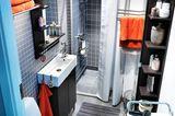 Kleines Badezimmer von Ikea