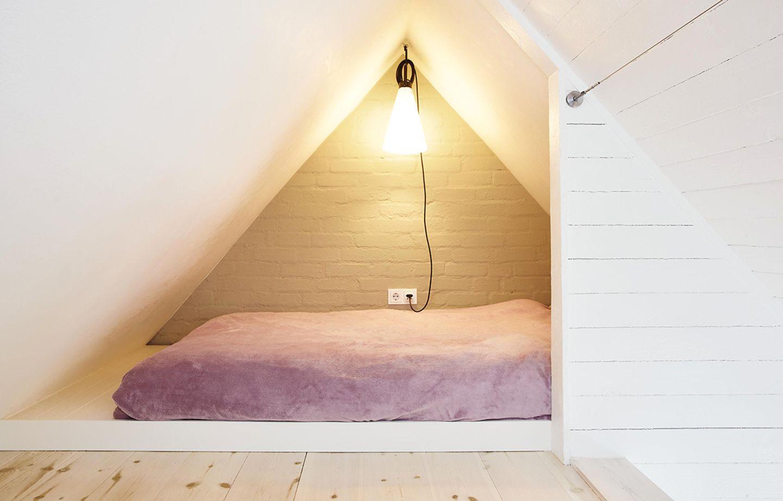 Reihenhaus: Wohnen unter dem Dach