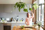 Wohnen mit Pflanzen - Sky Planter von Boskke