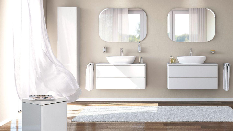 Wandfarben fürs Badezimmer   [SCHÖNER WOHNEN]
