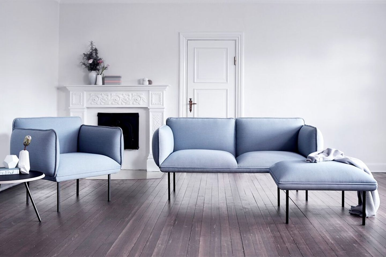 """Sofa """"Nakki"""" von Woud"""